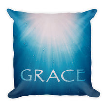 "Load image into Gallery viewer, Premium Pillow<br />""Grace"""
