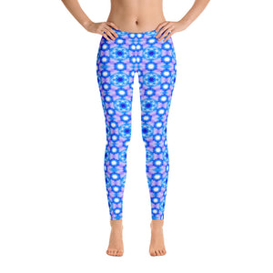 Women's leggings. Beautiful water sunlight Starseed pattern. Underwater Photography. Live Your Light