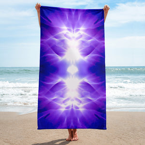 "Bath/Beach Towel<br /> ""Solas"""