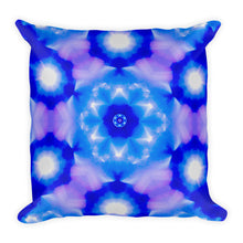 "Load image into Gallery viewer, The powerful ""Starseed"" design on a popular and stylish pillow"