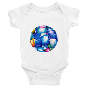 "Baby's Onesie<br />""Wishing Ball"""