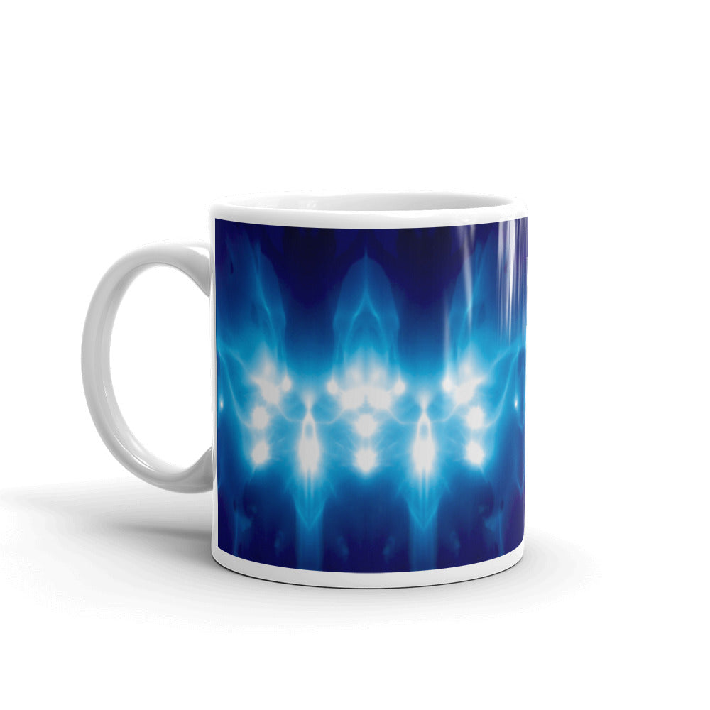 Ceramic coffee mug printed with our distinctive and exclusive vivid