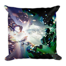 "Load image into Gallery viewer, Premium Pillow<br />""Nebula"""