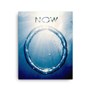 "Canvas Prints<br />""Now"""
