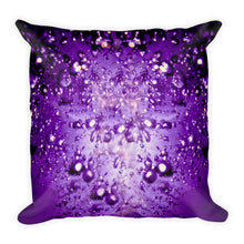 Load image into Gallery viewer, Beautiful under water image, the Temple Light in a high quality pillow