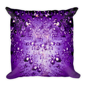 Beautiful under water image, the Temple Light in a high quality pillow