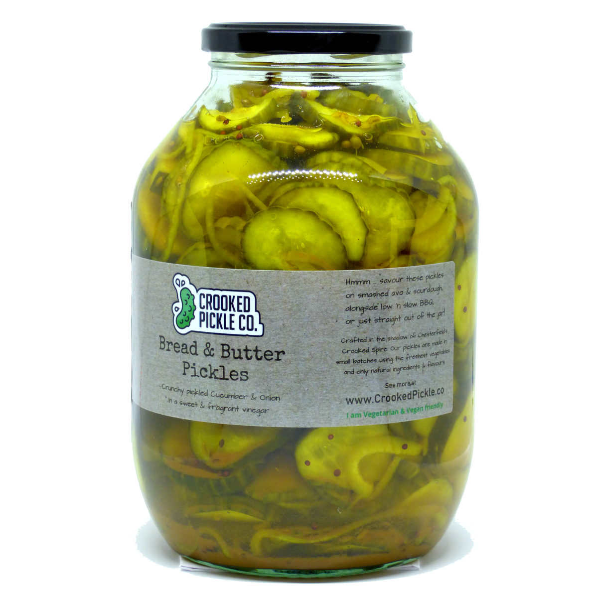 Giant Pickle Jar for Catering