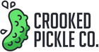 Crooked Pickle Logo