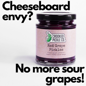 Red Grape Pickles