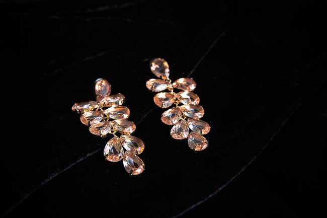 New Year Droplets Earrings