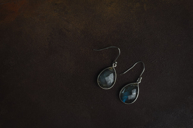 Wanderlust Double Drop Earring