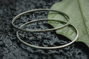 Sleek Hoops Bangles