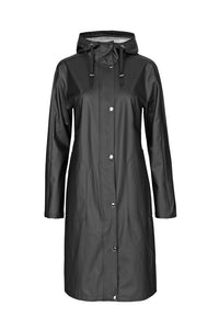 Ilse Jacobsen Rain126 Raincoat in Black