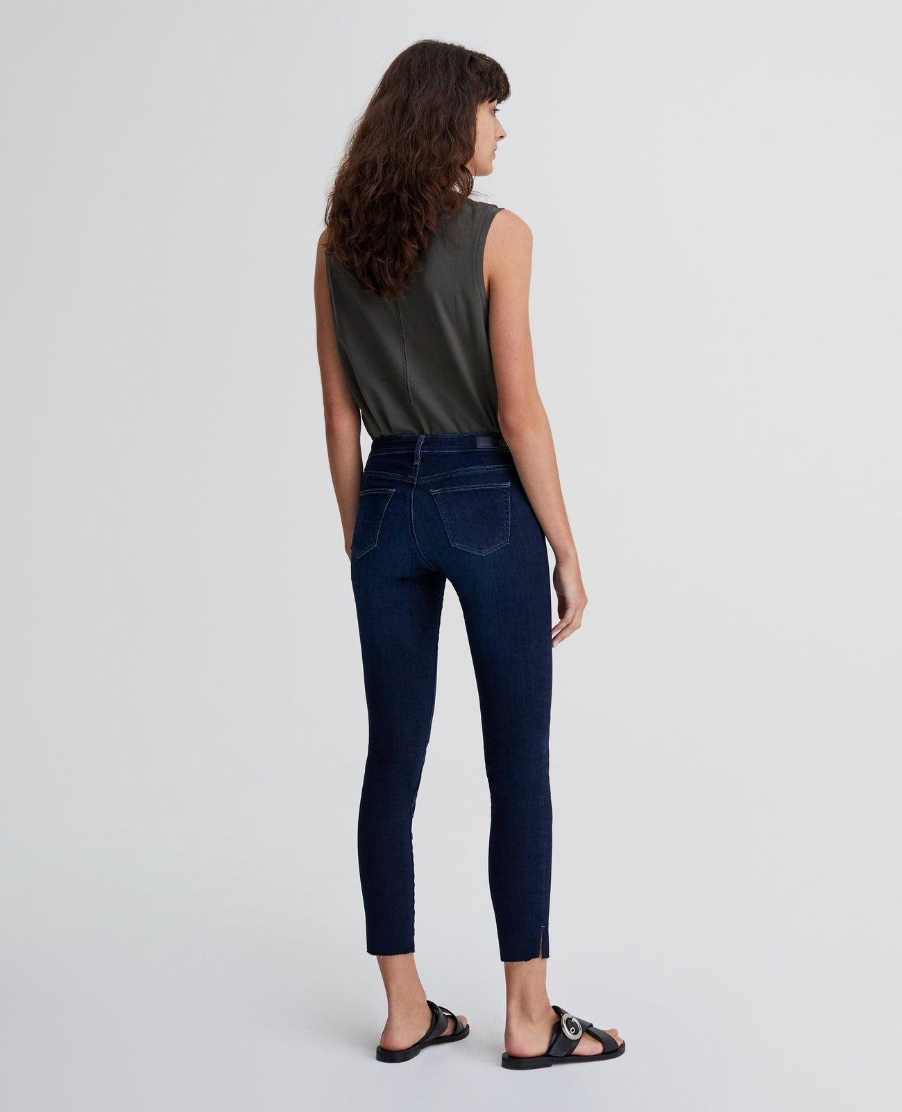 AG The Legging Ankle Jean in Concord