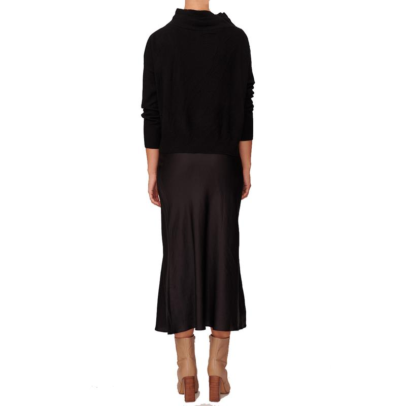 POL Highlands Skirt Black