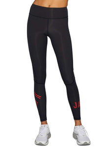 Core Compression Leggings in Red