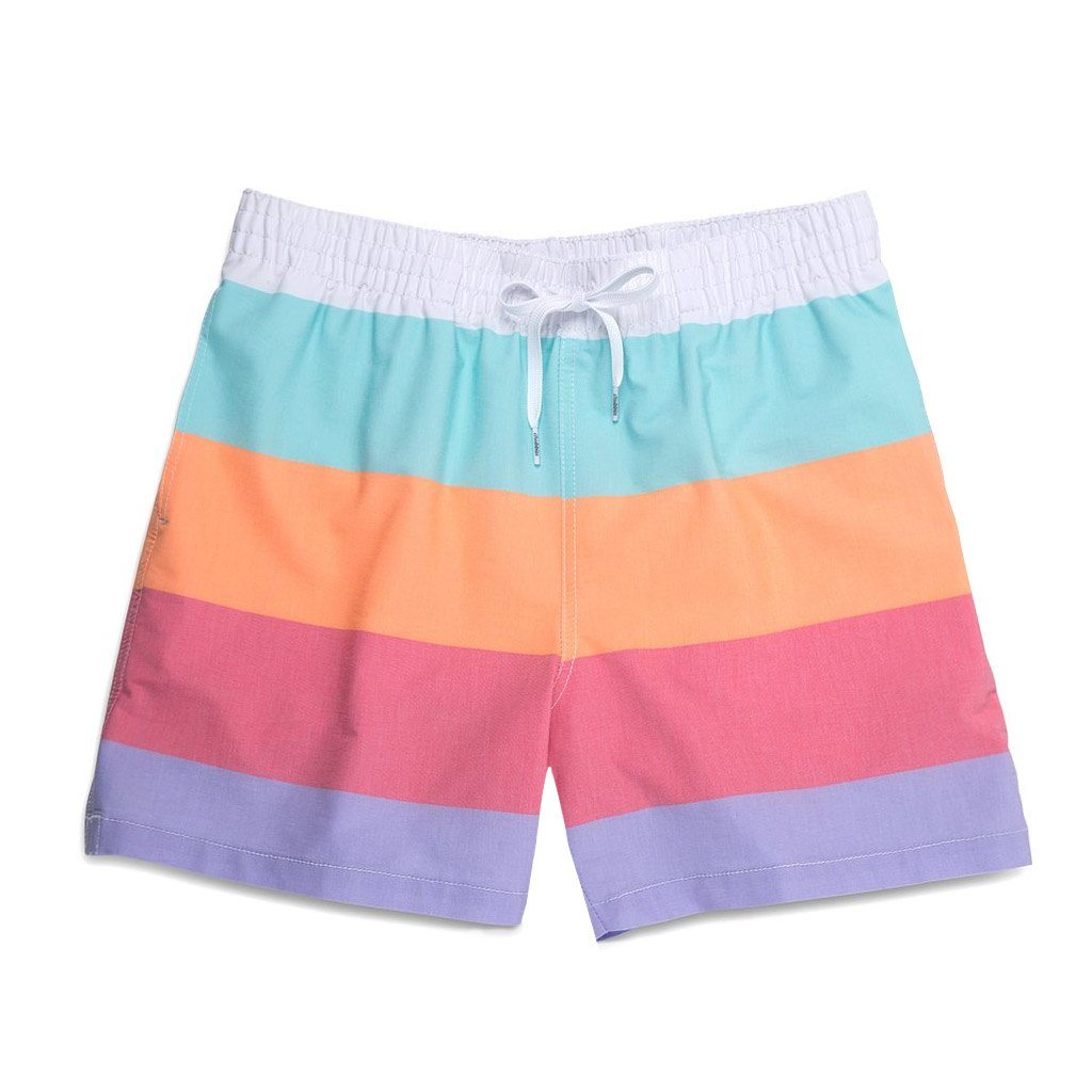 d2ceb7f776a68 Flavor Savers | Chubbies Stretchy Colorful Blocked Swim Trunks