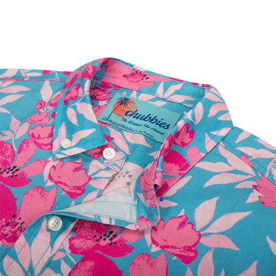 12e777be19 The Balance Of Flower (Full Button Soft Stretch)