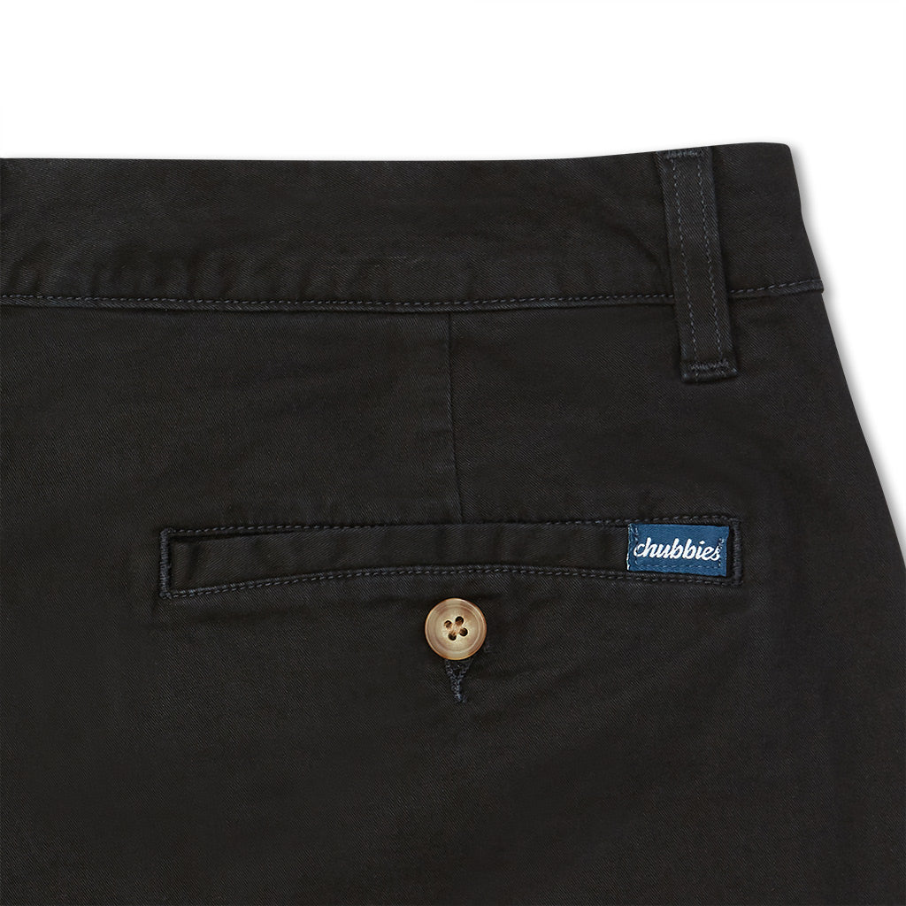"""The Dark N' Stormies 5.5"""" Flat Front (Stretch)"""