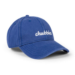 Bright Navy Chubbies Dad Hat