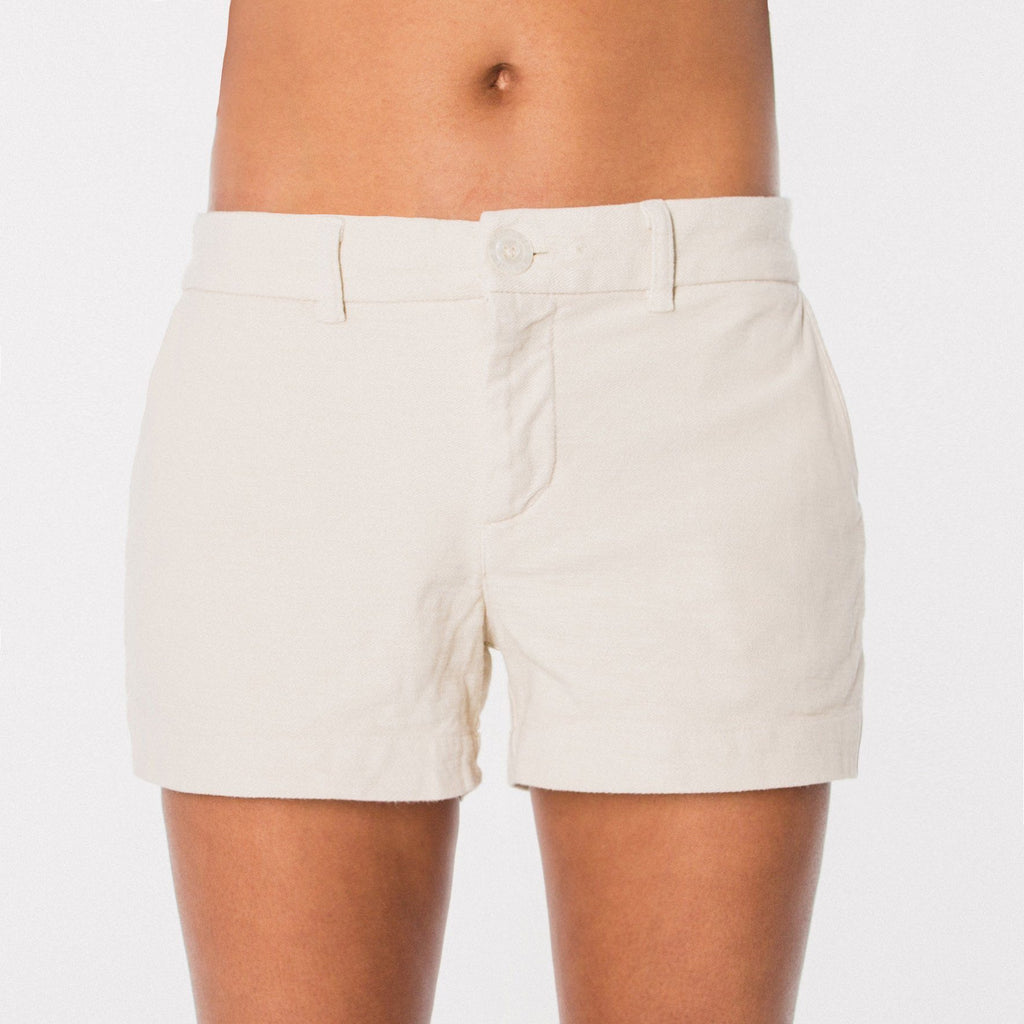 fb58d550b The Sandy Shores | Chubbies Women's Khaki Stretch Shorts