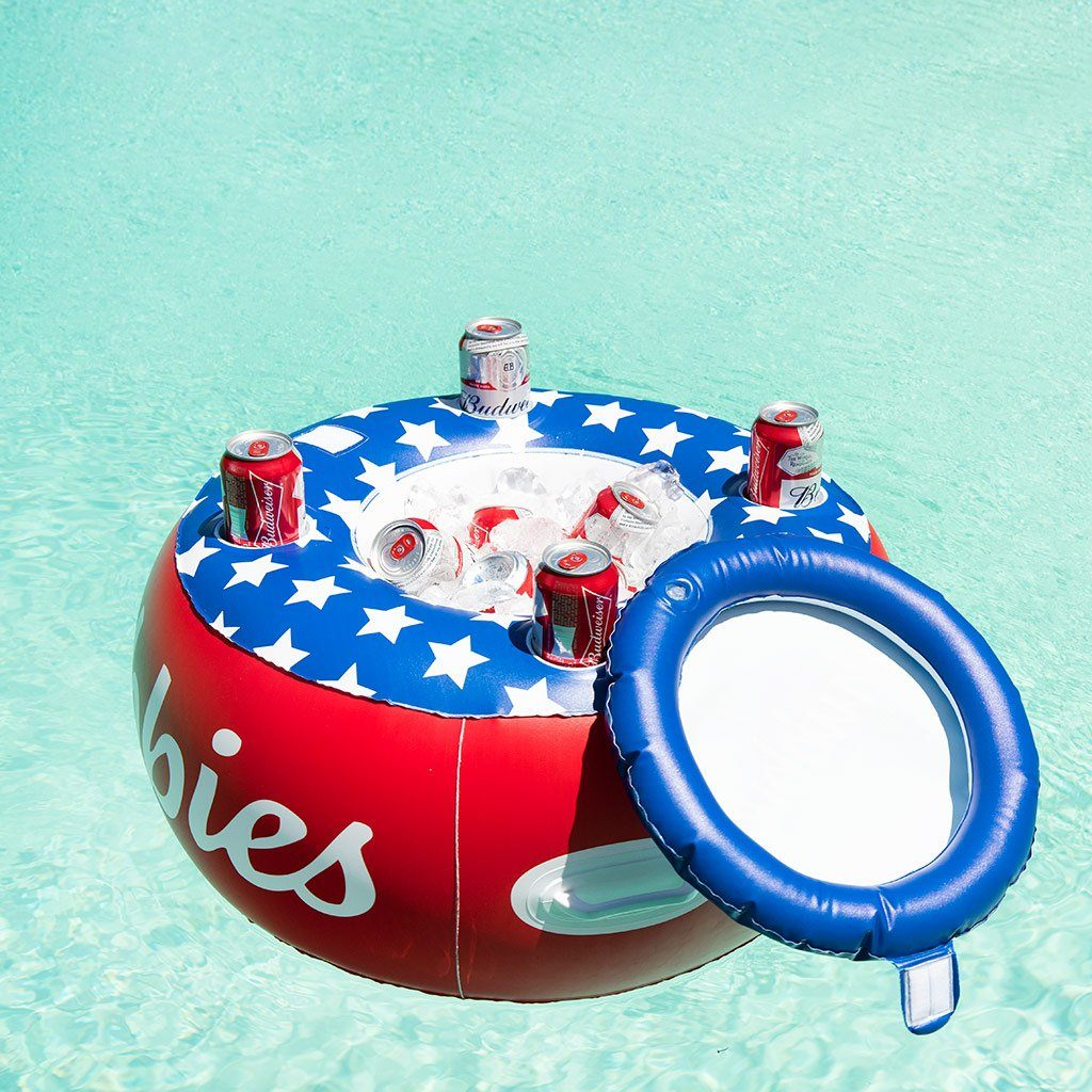 The Cold Cruiser Floating Cooler