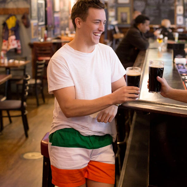ef96d13da The St. Paddy's Day Collection | Chubbies Men's Shorts