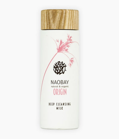 Deep Cleansing Milk - Origin (150ml) - Naobay | Tarannà Cosmetica Natural