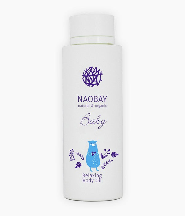 Relaxing Body Oil (200ml) - Naobay | Tarannà Cosmetica Natural
