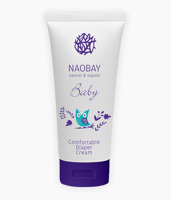 Comfortable Diaper Cream (100ml) - Naobay | Tarannà Cosmetica Natural