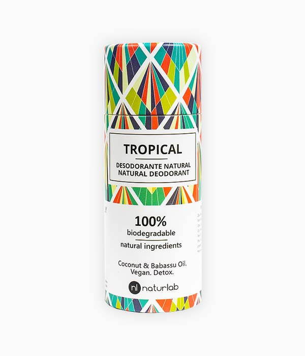 Desodorant stick Tropical