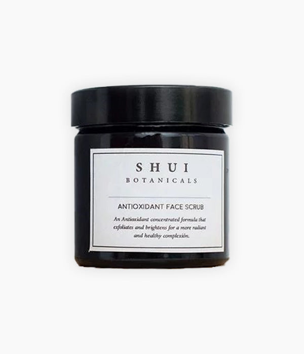 Exfoliant facial Antioxidant