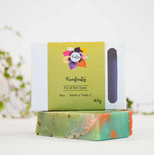 Kiwifruit Soap