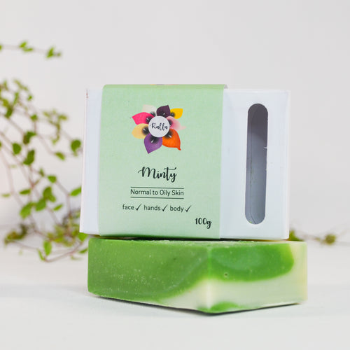 Minty - for normal to oily skin