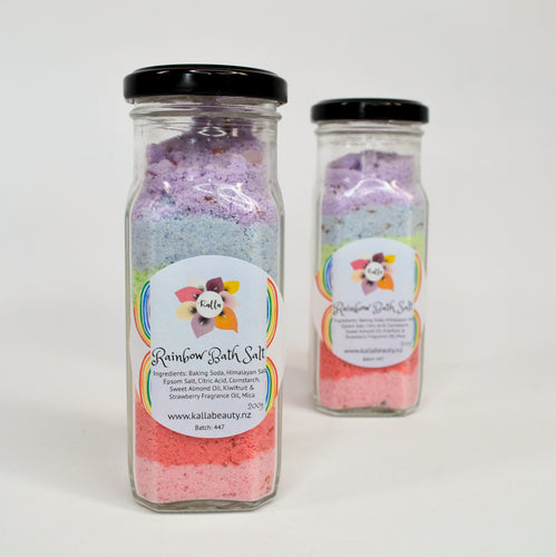 Rainbow Bath Salt
