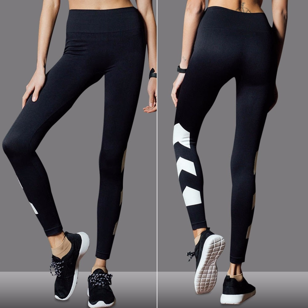 Women High Waist Yoga Leggings