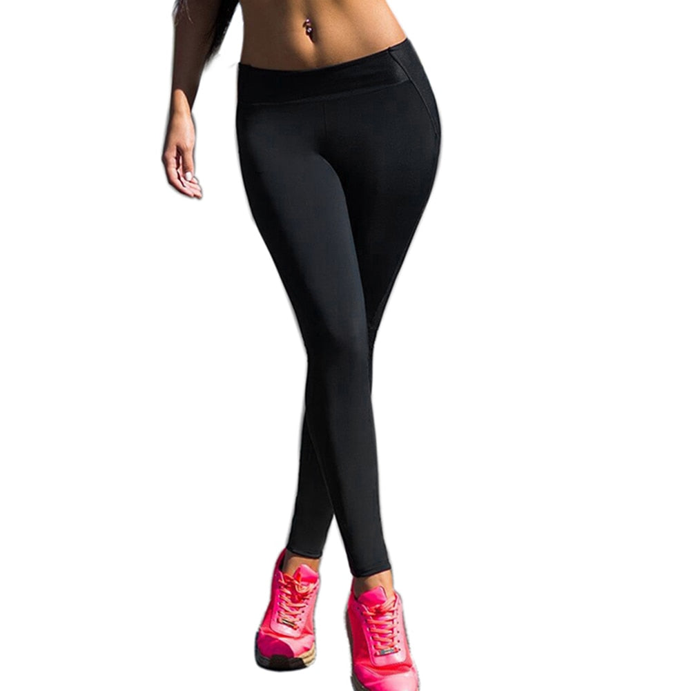 Women Printed Sports Yoga Pants