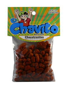 El Chavito Chacatrozitos: Chunks of Hawthorne Pulp with Chili