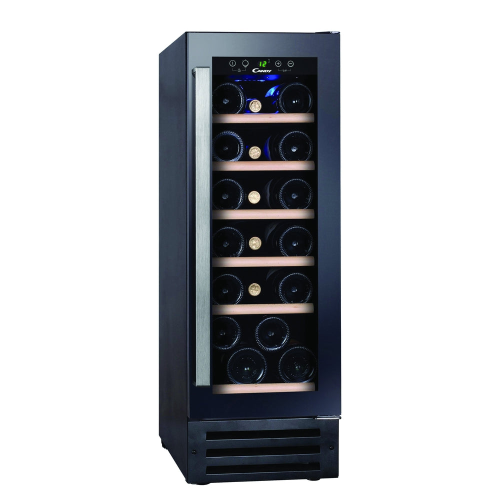 Hoover / Candy 30cm 19 Bottle Built-in or Freestanding Wine Cooler-Hoover / Candy-ChillingWine