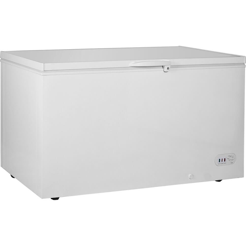 MORE THAN 40% OFF -MUST END VERY SOON - Chest freezer Solid white lid 272 litres Energy class A+ | CW350A