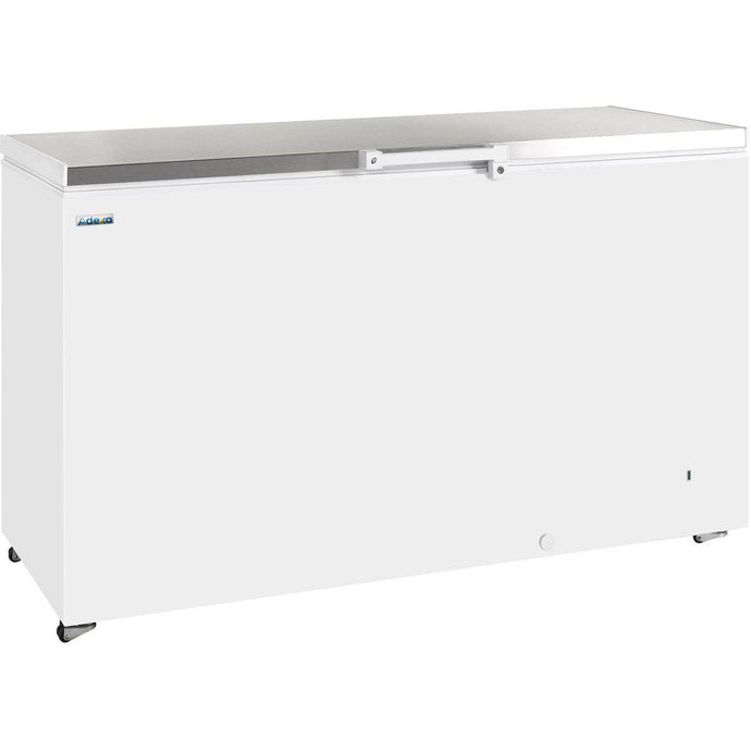 Great chest freezer in white with a 272 litre capacity