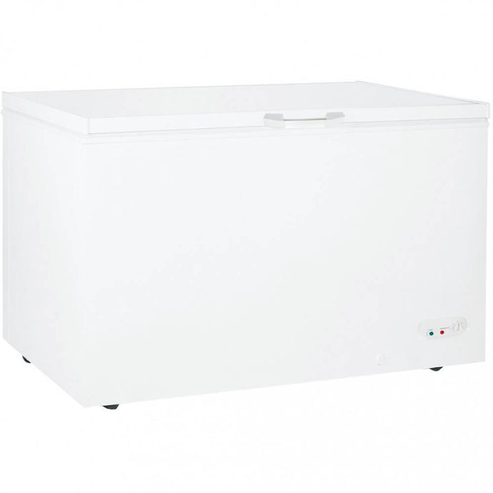 GREAT OFFERS TODAY ON FREEZERS - CW355JA Superb Value Chest freezer Solid White 354 litres Energy A+