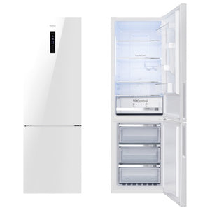Amica FK3213DF Freestanding Fridge Freezer-Amica-ChillingWine