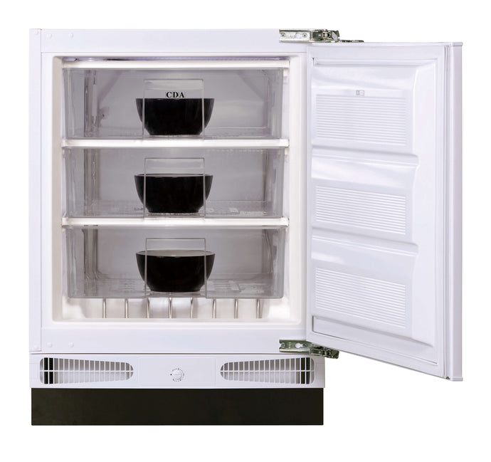 Great Offers FW381 60cm built in or under counter freezer -