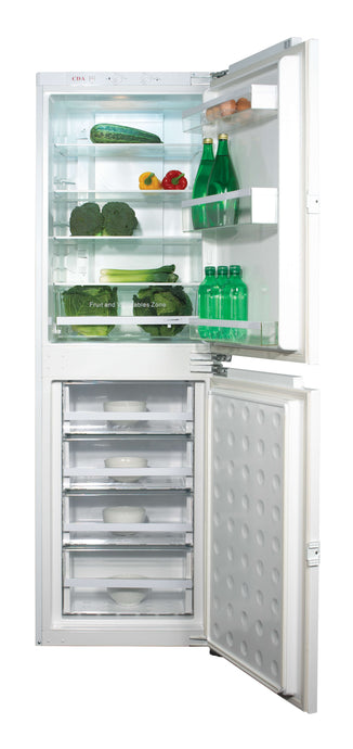 Discontinued Great Offers FW951 Integrated 50/50 combination fridge freezer
