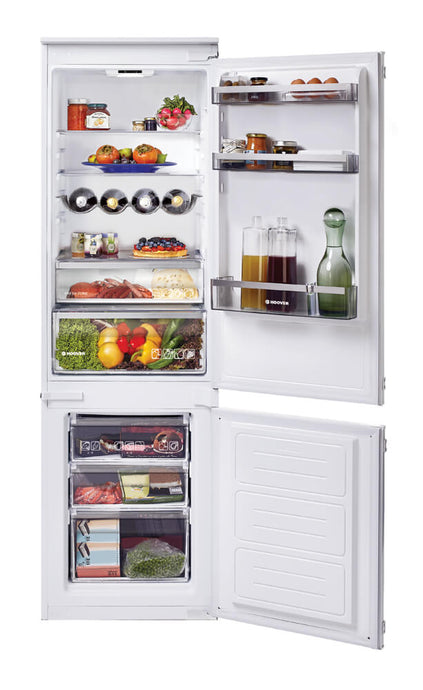 Fully integrated Fridge freezer