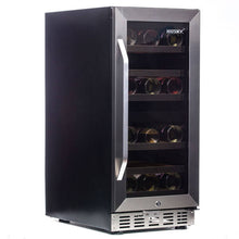 Load image into Gallery viewer, Husky ZY4 Signature Dual Zone Wine Cooler 31 Bottles-Husky-ChillingWine