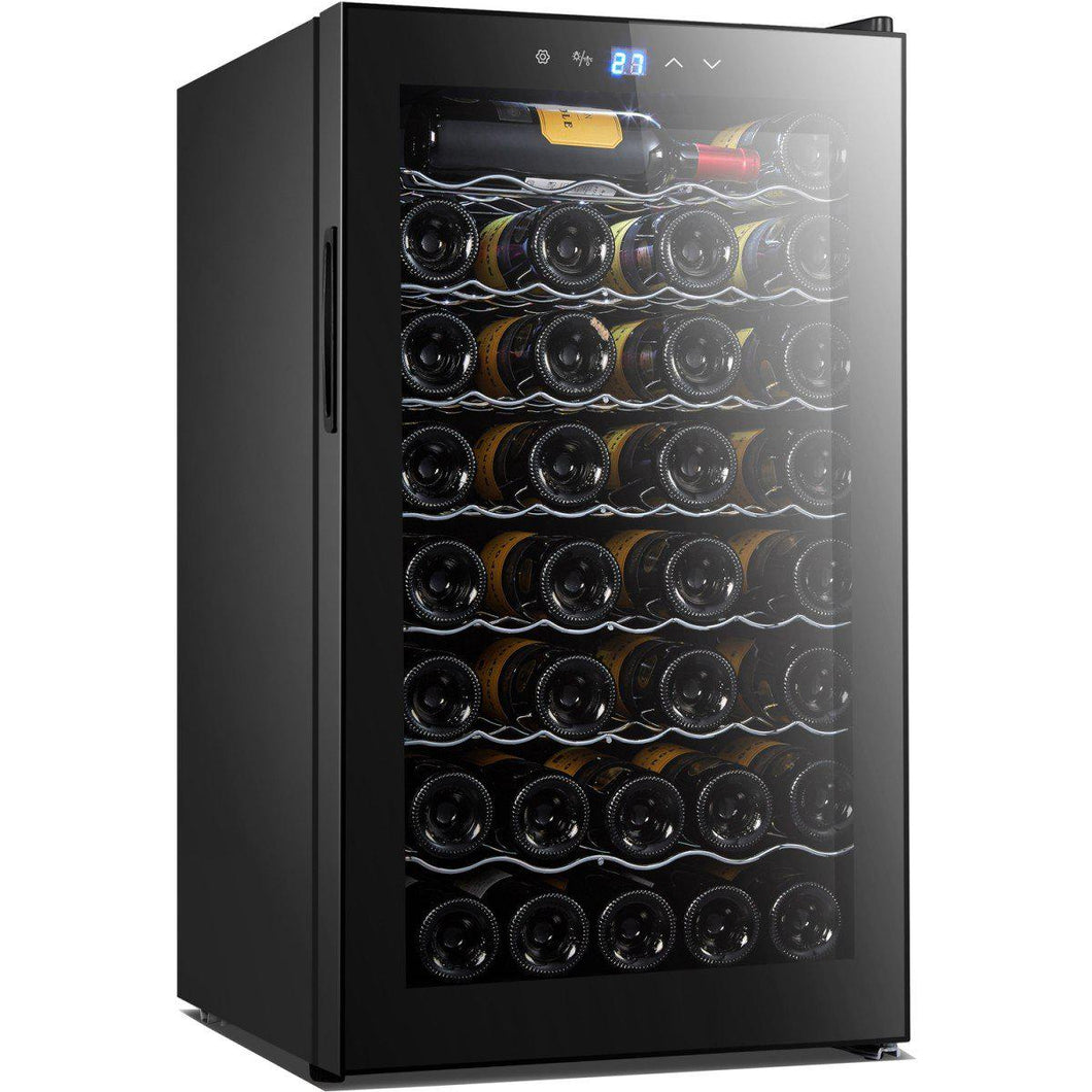 Amazing Special Offer Wine Fridge, Single Zone, 51 of your Best Bottles-ChillingWine-ChillingWine