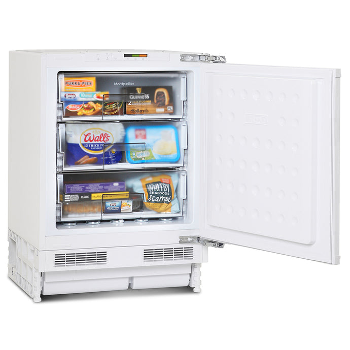 Montpellier No Shipping Charge MBUF300 Built-Under Freezer