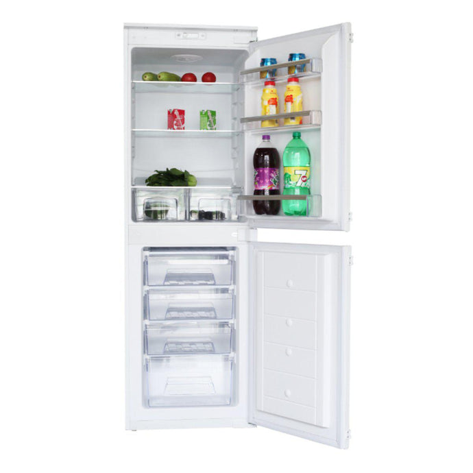 Montpellier Integrated No Frost Fridge Freezer